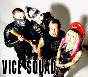 Vice Squad - The World Is Wrong