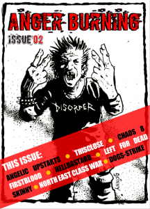 Anger Burning Issue 2 - November 2015